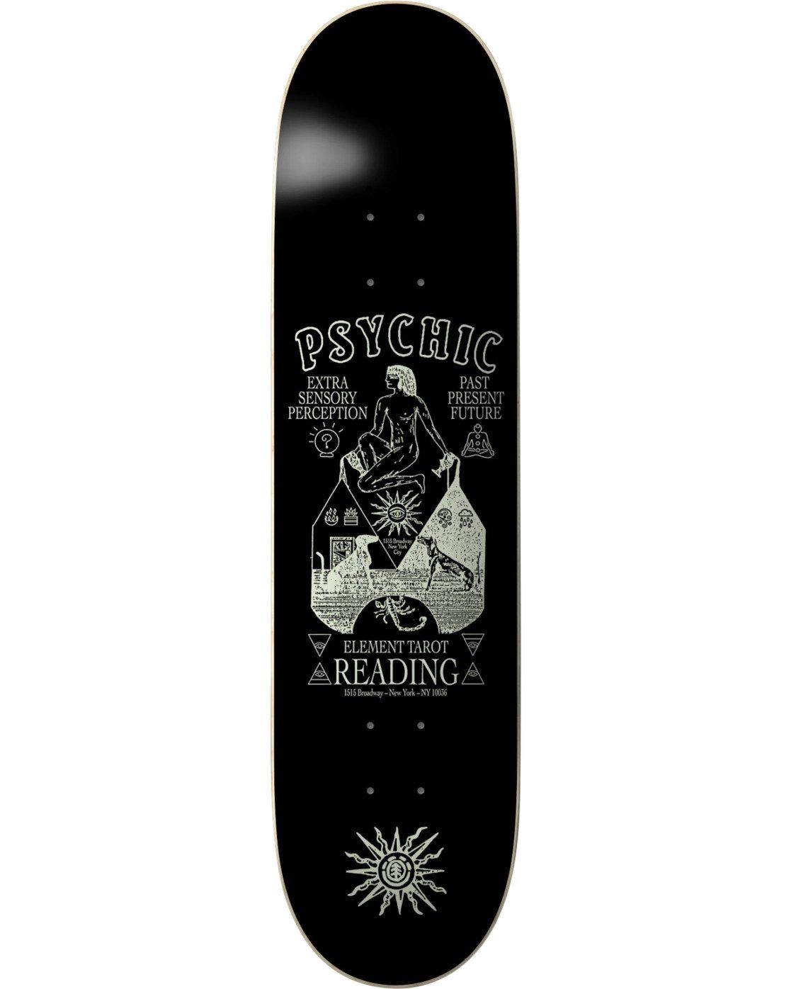 1 Psychic Phil Z Skateboard Deck  BDPR3PZP Element