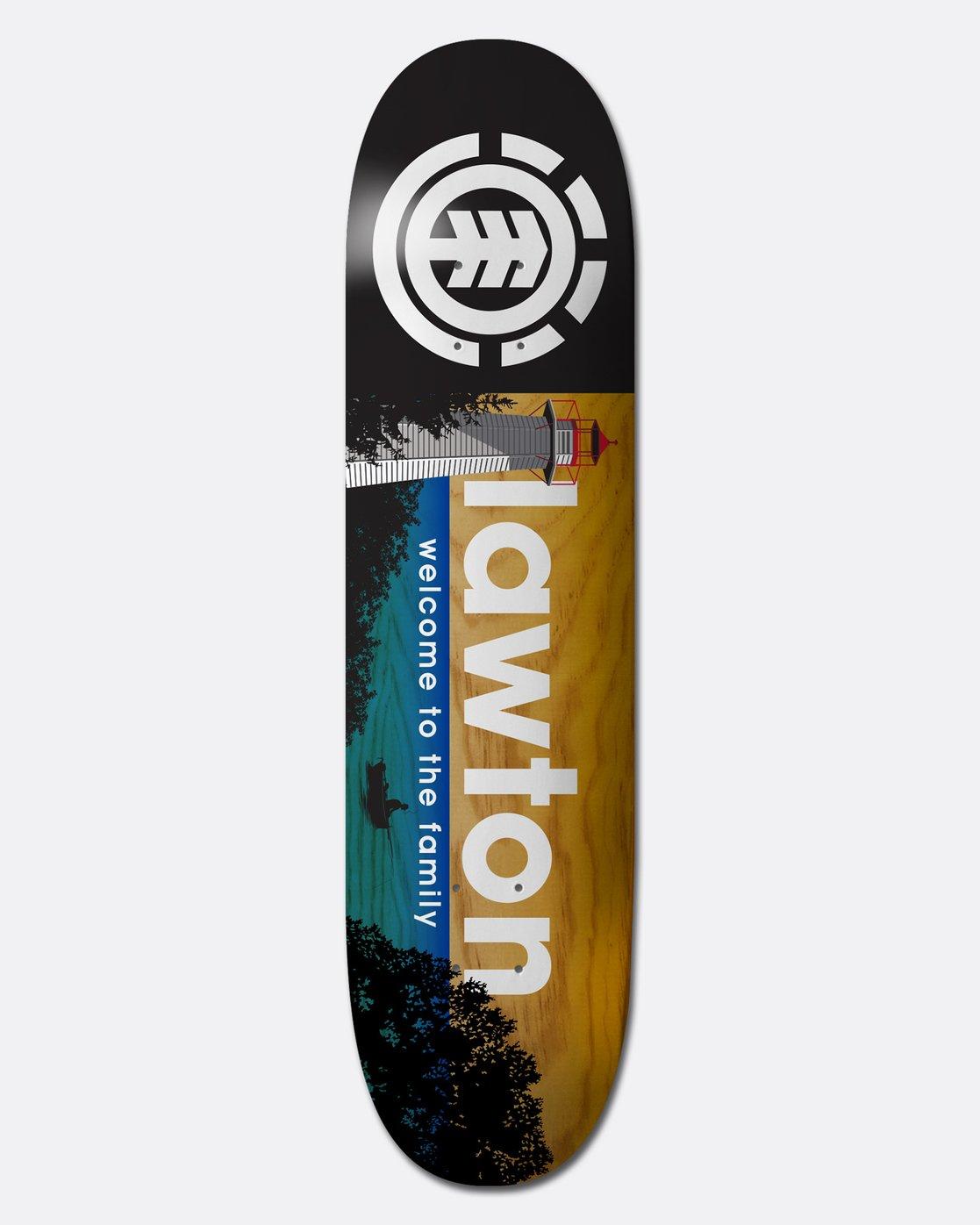 1 Lawton Welcome Deck  BDPRMALW Element