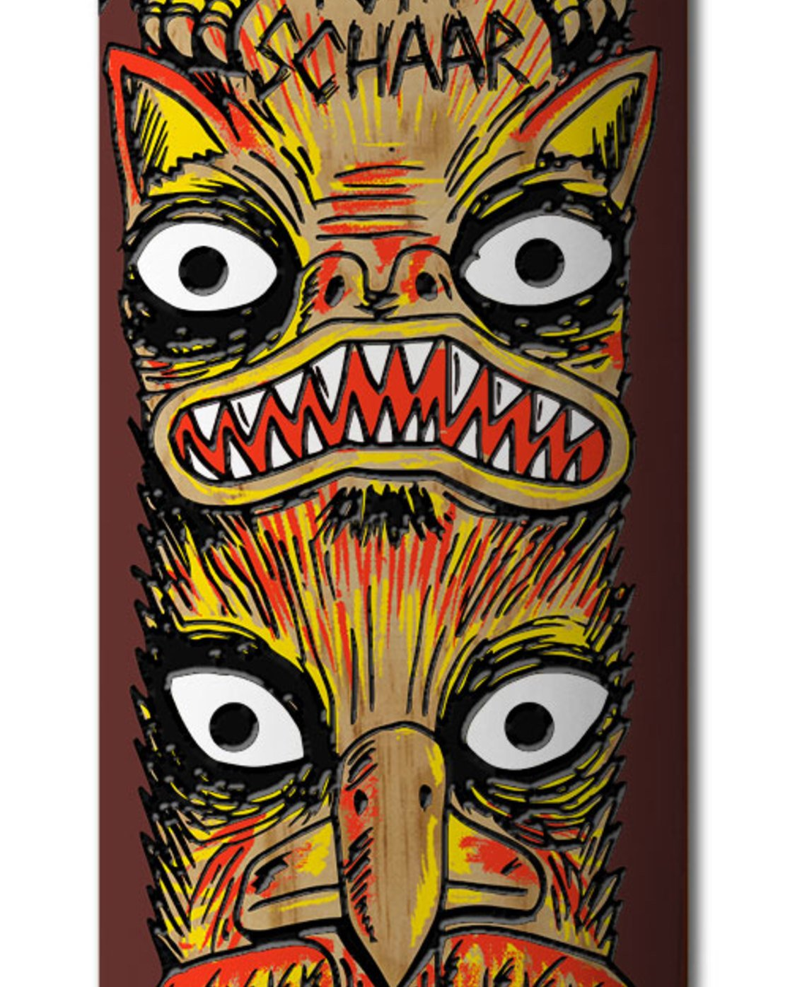 2 Fos Totem Deck - Schaar - 7.8  BDPRUFTS Element
