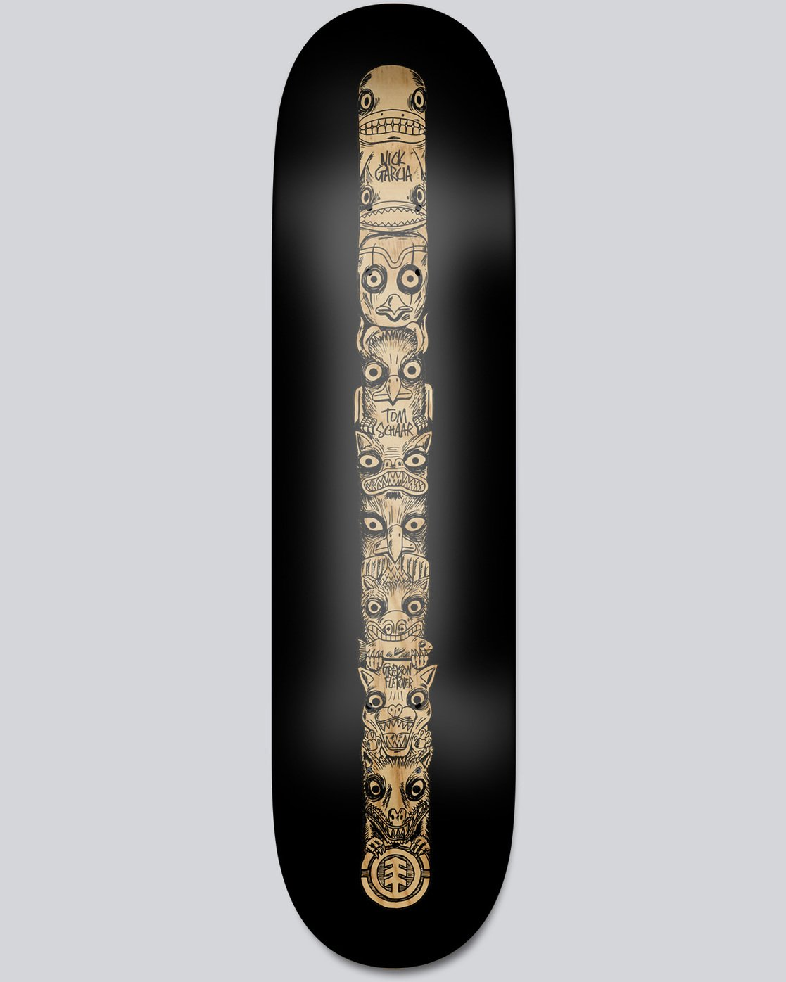 1 Fos Totem Deck - Schaar - 7.8  BDPRUFTS Element