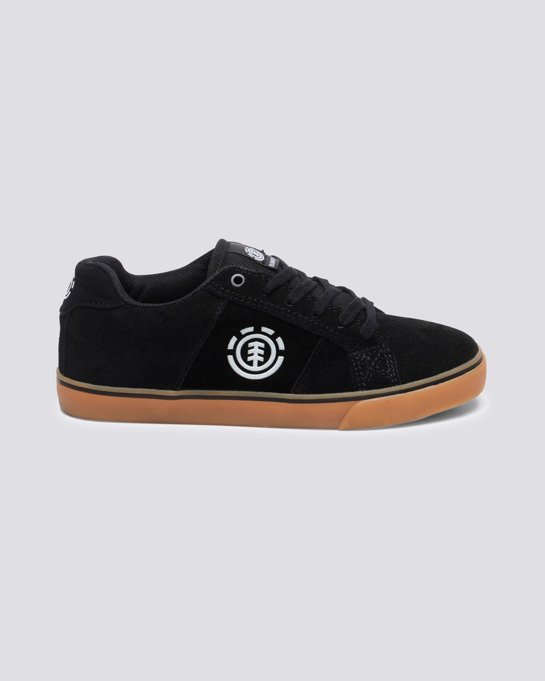 0 Boy's Winston Shoes Black BFCTQEWI Element