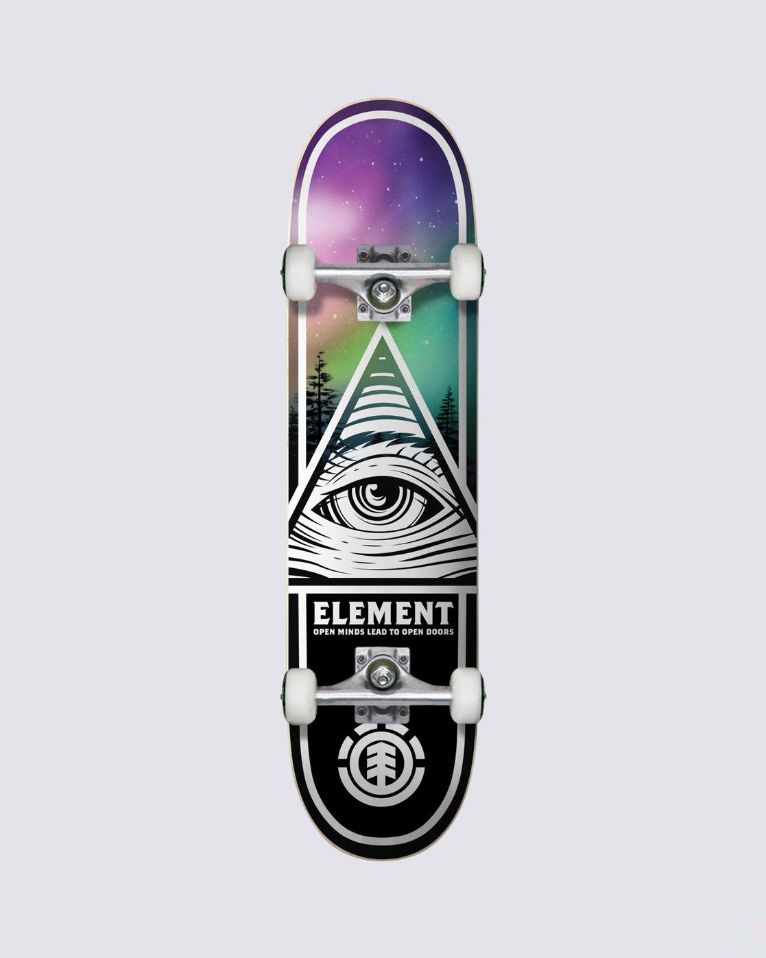 0 Eye Tripin Borealis Skateboard Complete  COLG4EYB Element