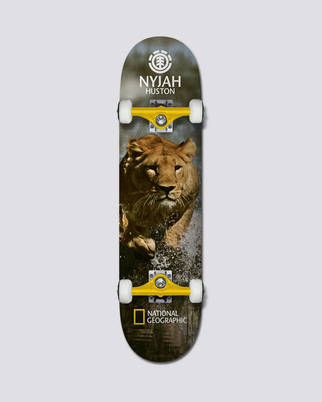 0 Nat Geo Nyjah Lion  COPRVNNL Element