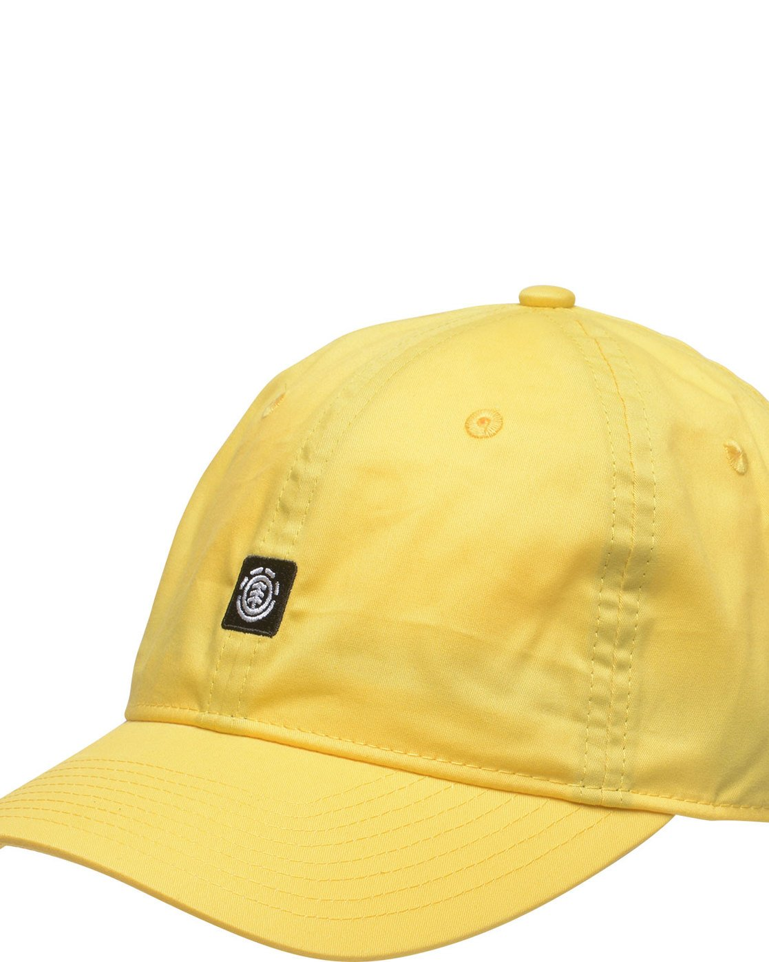 1 Fluky - Dad Cap for Men Yellow F5CTA2ELF7 Element