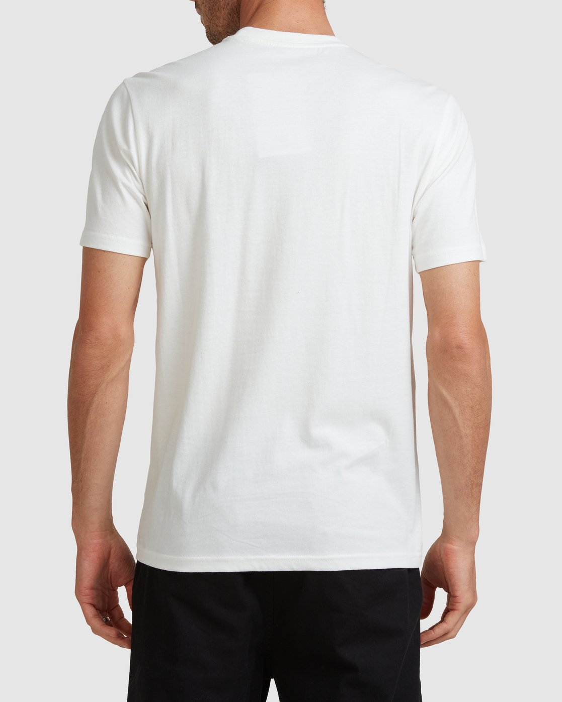 3 PEANUTS SIMPLE LIVING SHORT SLEEVE TEE White G517010 Element