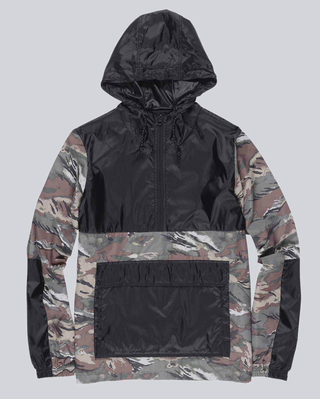 0 Alder Pop Tw - Jacket for Men Green H1JKA2ELP8 Element