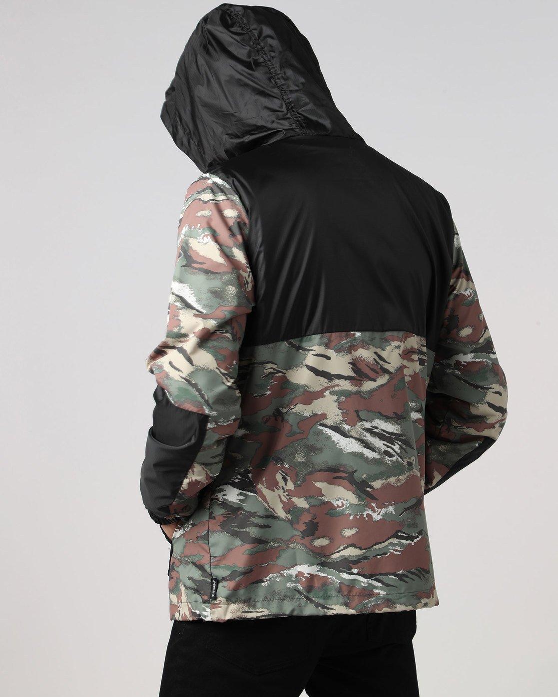 6 Alder Pop Tw - Jacket for Men Green H1JKA2ELP8 Element