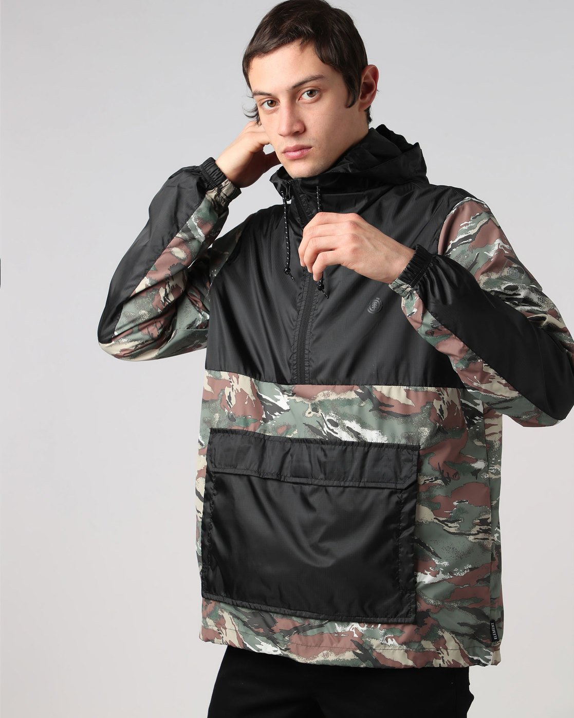 2 Alder Pop Tw - Jacket for Men Green H1JKA2ELP8 Element