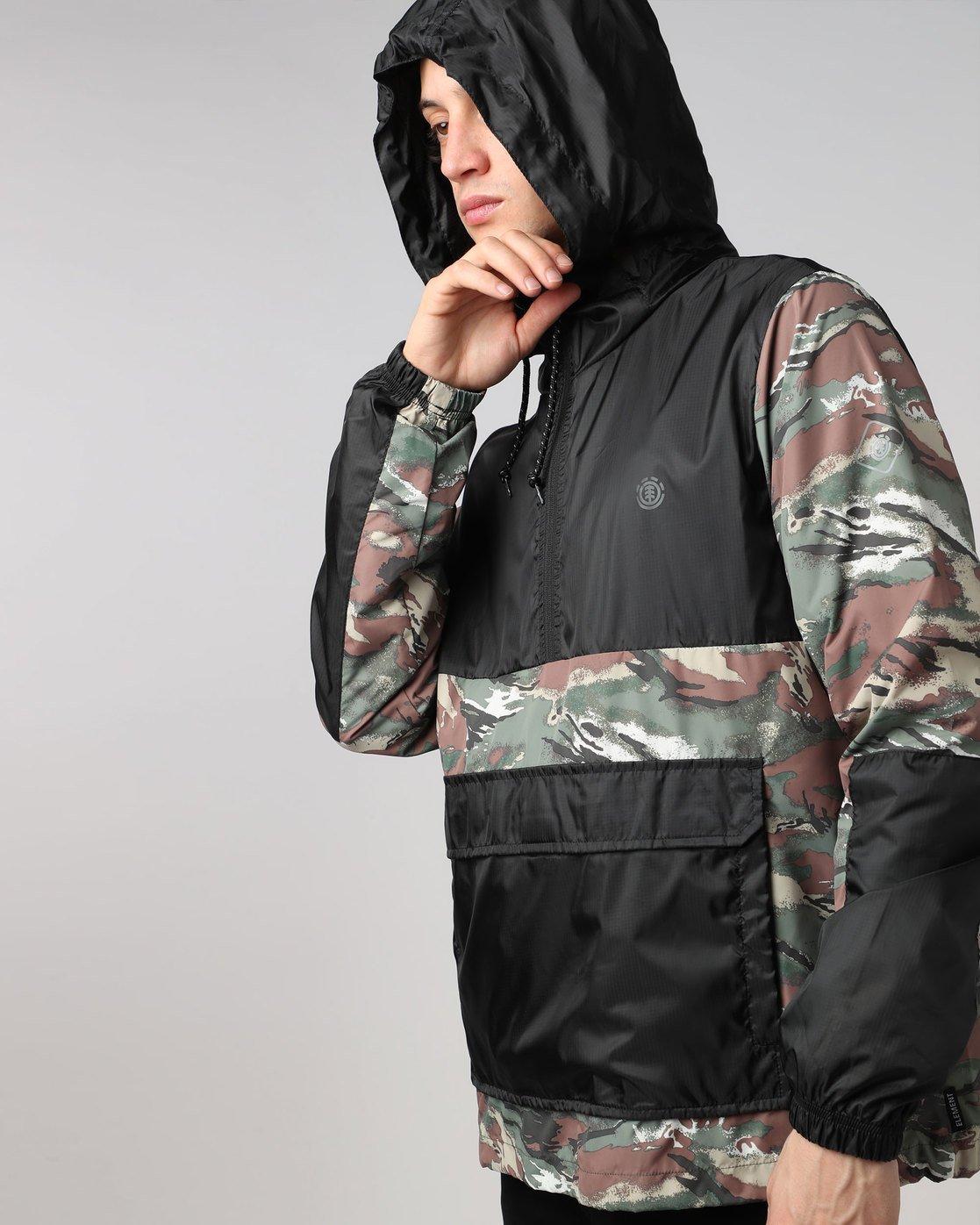 3 Alder Pop Tw - Jacket for Men Green H1JKA2ELP8 Element