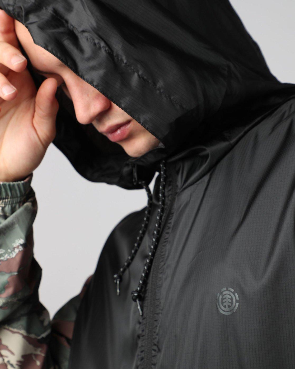 4 Alder Pop Tw - Jacket for Men Green H1JKA2ELP8 Element