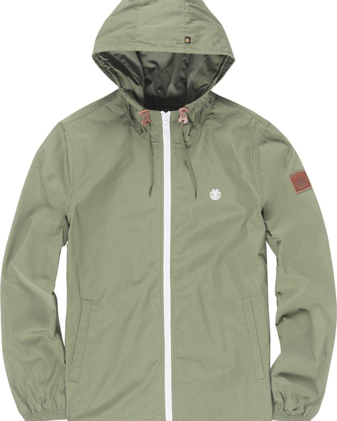4 Alder Light - Jacket for Men Brown H1JKA7ELP8 Element