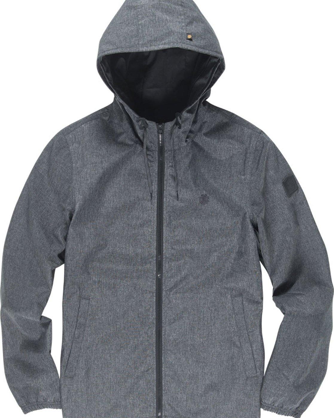 4 Alder Light - vestes pour Homme Noir H1JKA7ELP8 Element