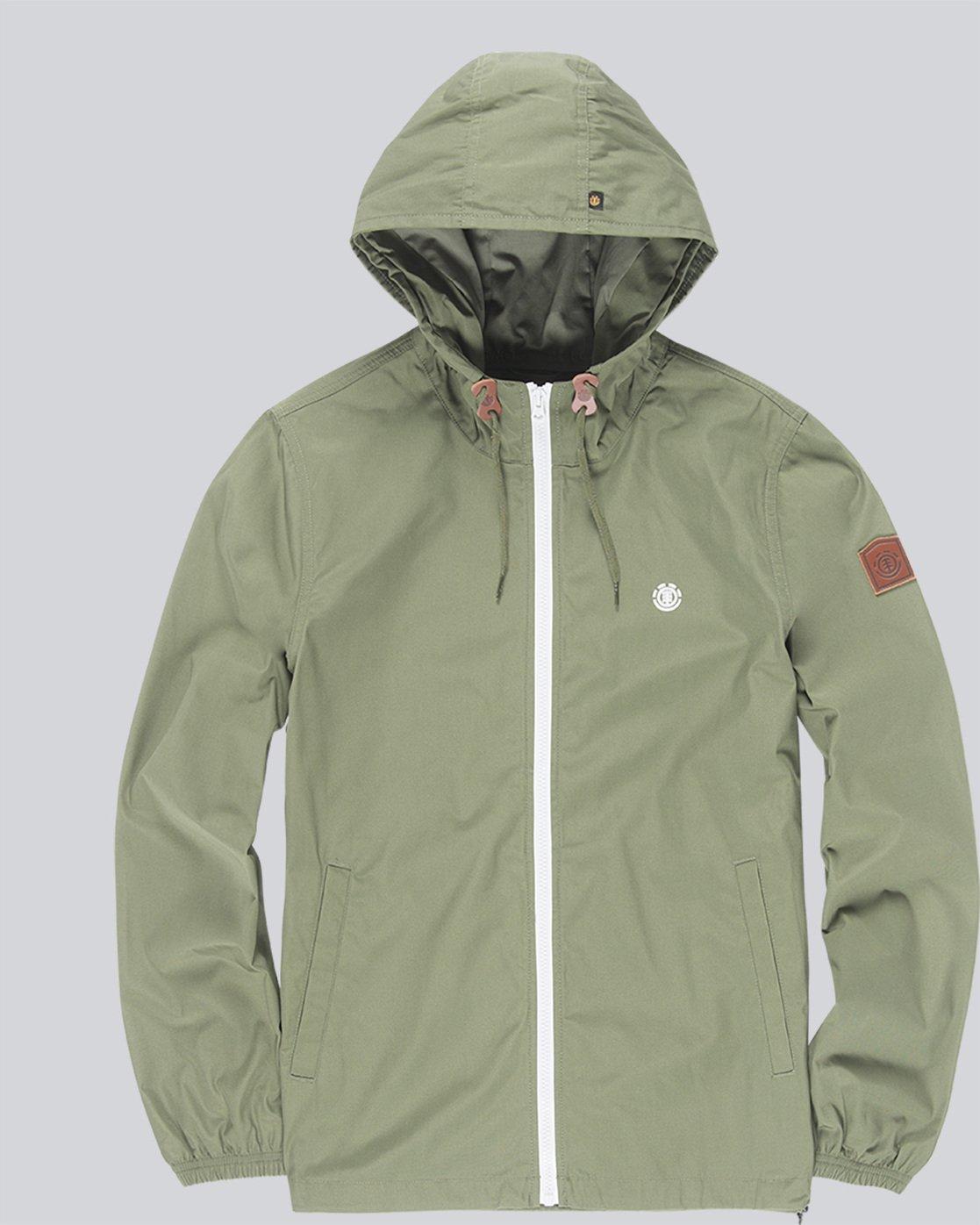 3 Alder Light - Jacket for Men Brown H1JKA7ELP8 Element