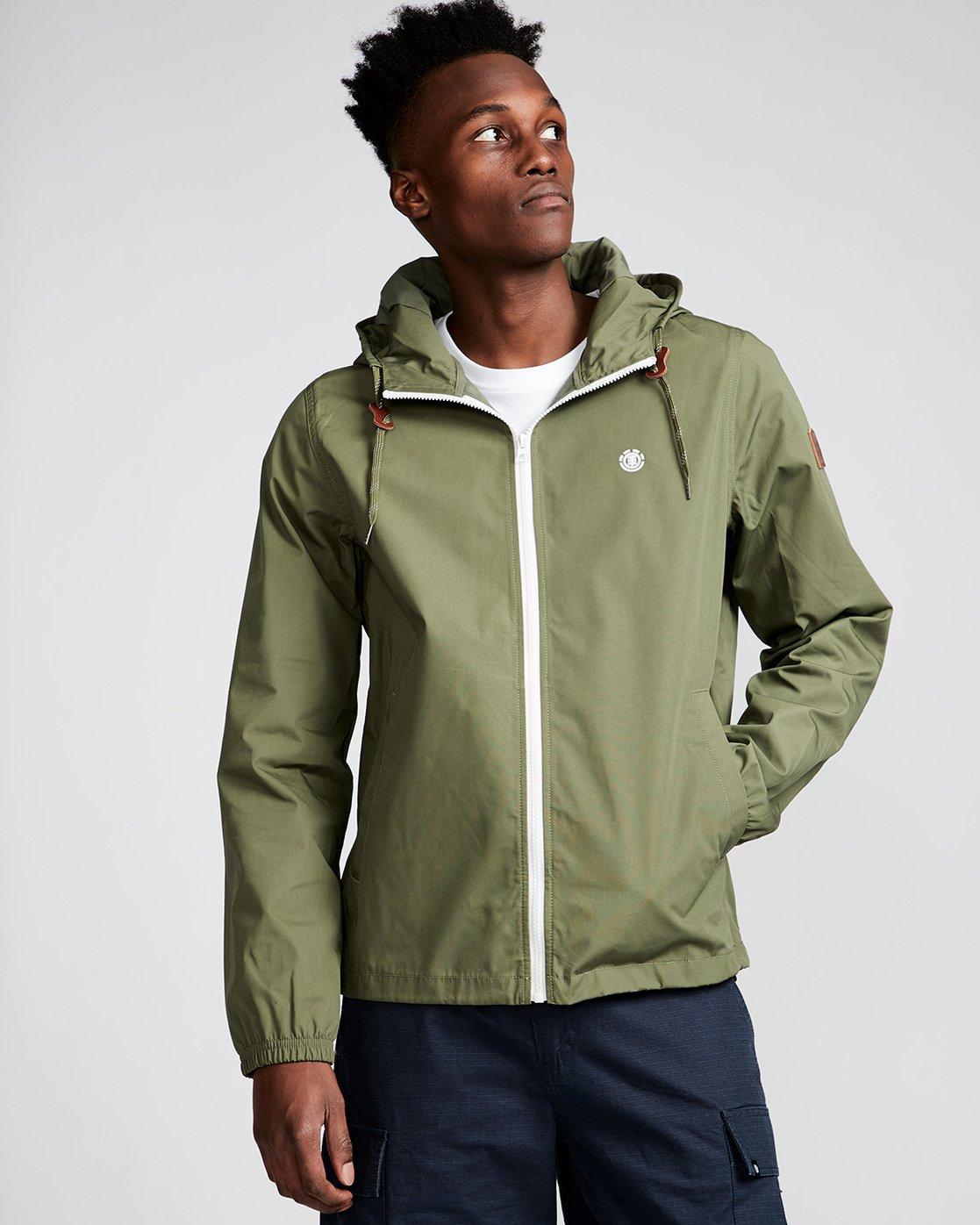 0 Alder Light - Jacket for Men Brown H1JKA7ELP8 Element