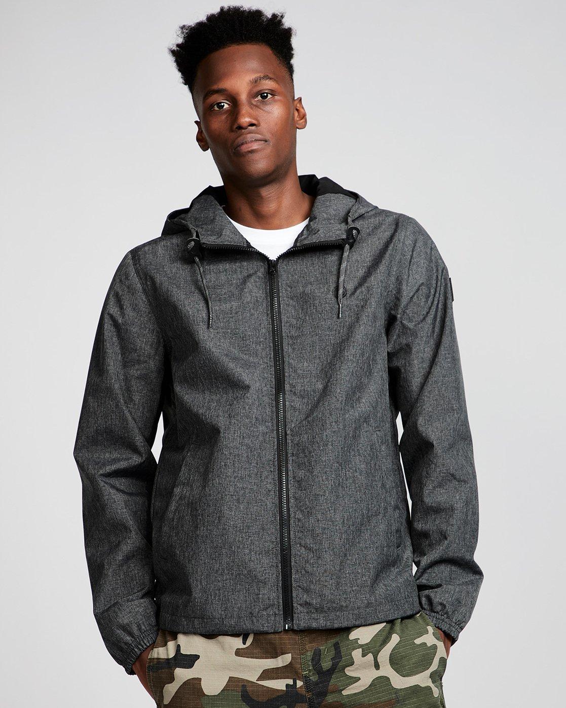 1 Alder Light - vestes pour Homme Noir H1JKA7ELP8 Element