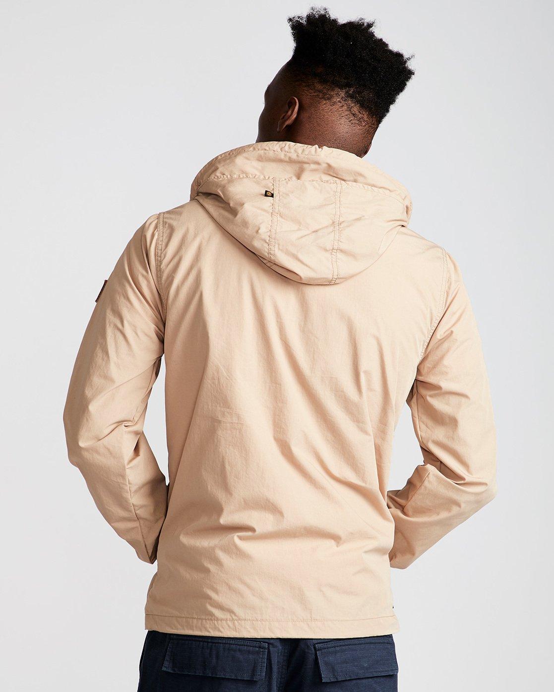 3 Alder Poplin - Jacket for Men Gray H1JKA8ELP8 Element