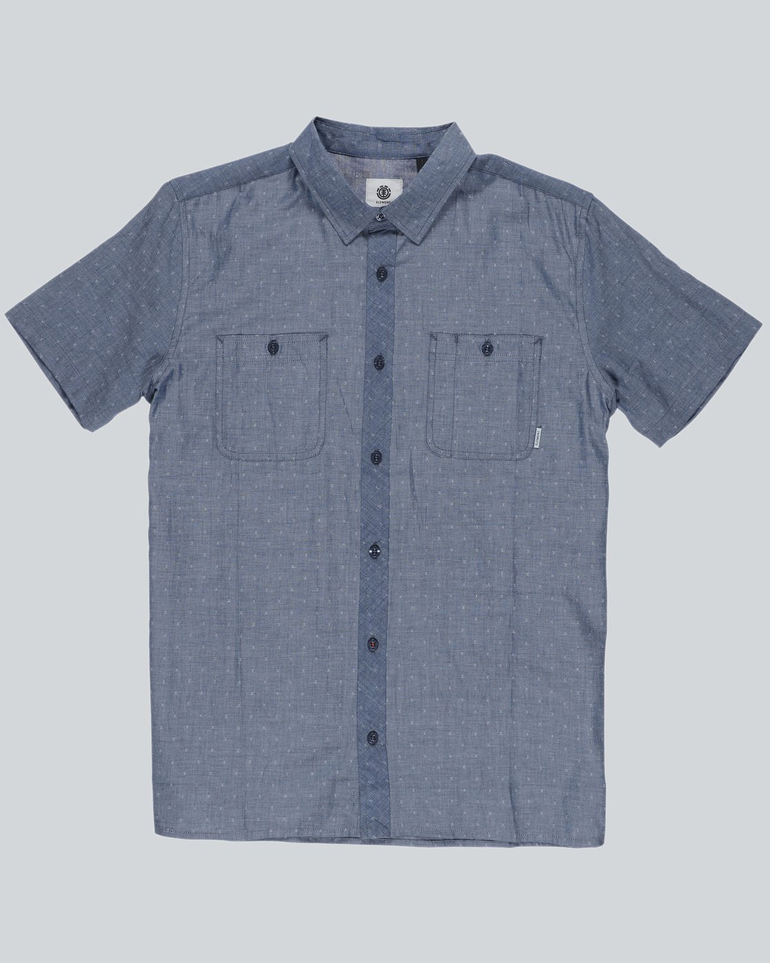 3 Murphy Ss - Shirt for Men  H1SHA9ELP8 Element