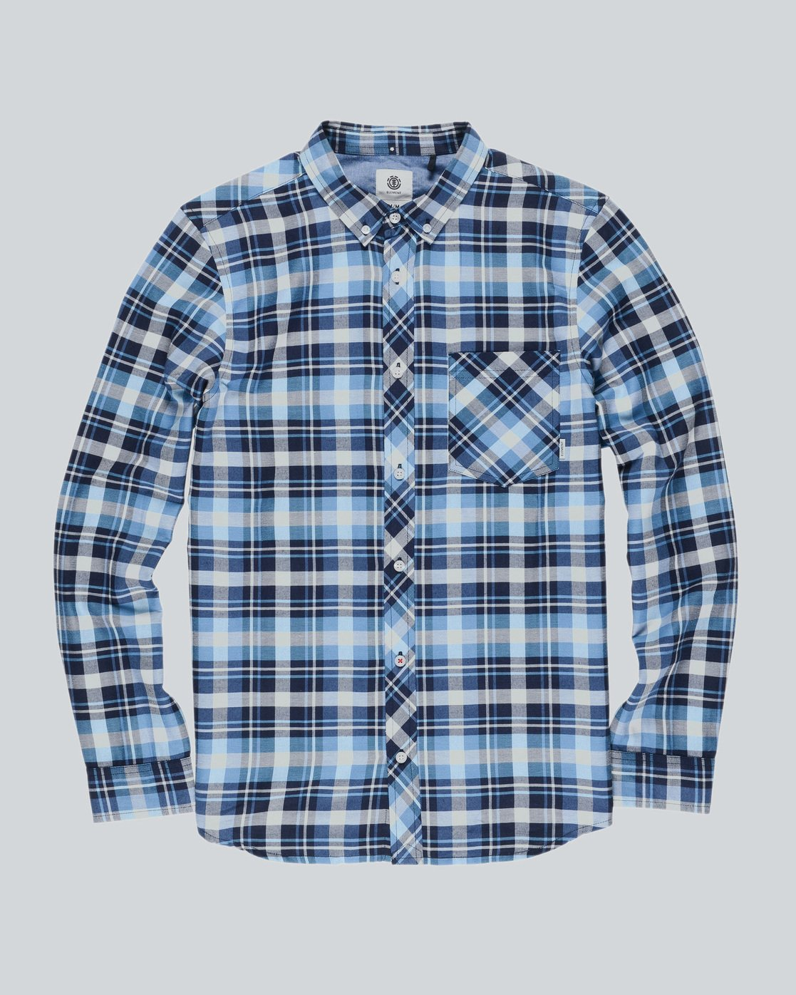 0 Goodwin Ls - Shirt for Men  H1SHB2ELP8 Element