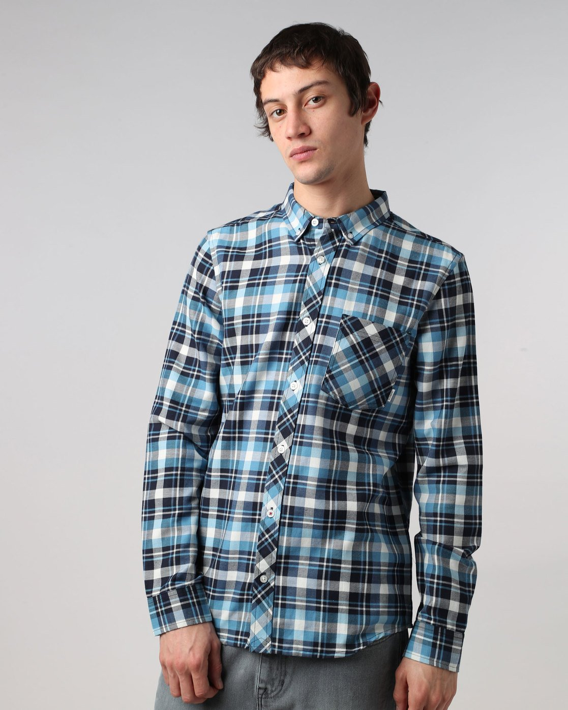 1 Goodwin Ls - Shirt for Men  H1SHB2ELP8 Element