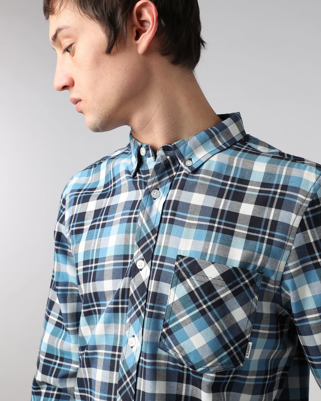 2 Goodwin Ls - Shirt for Men  H1SHB2ELP8 Element