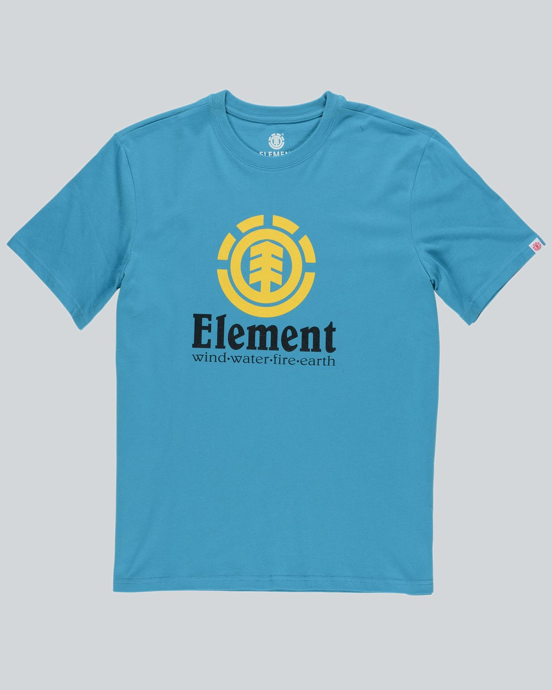 3 Vertical Ss - camiseta para Hombre  H1SSA4ELP8 Element
