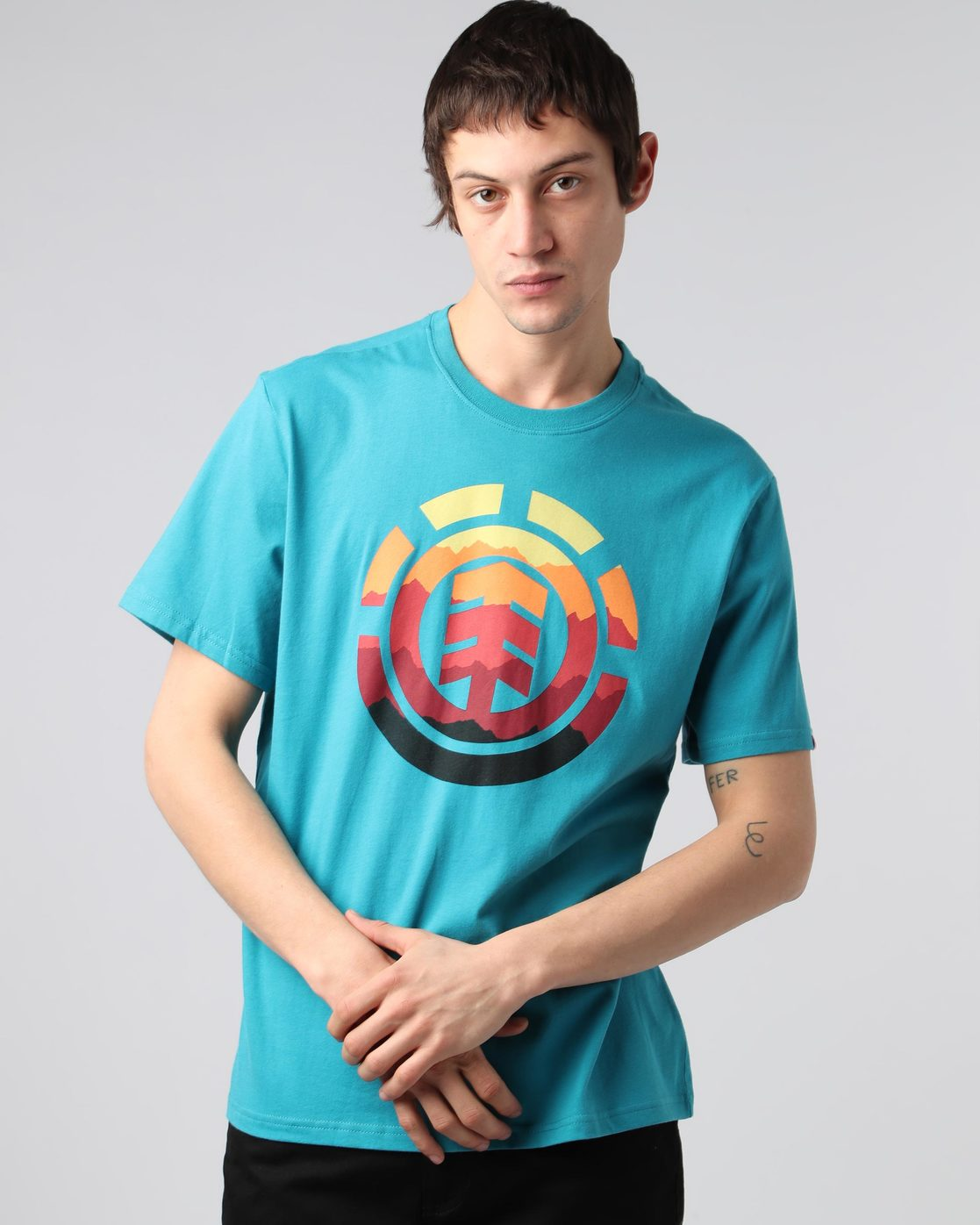0 Hues Ss - Tee Shirt for Men  H1SSB2ELP8 Element