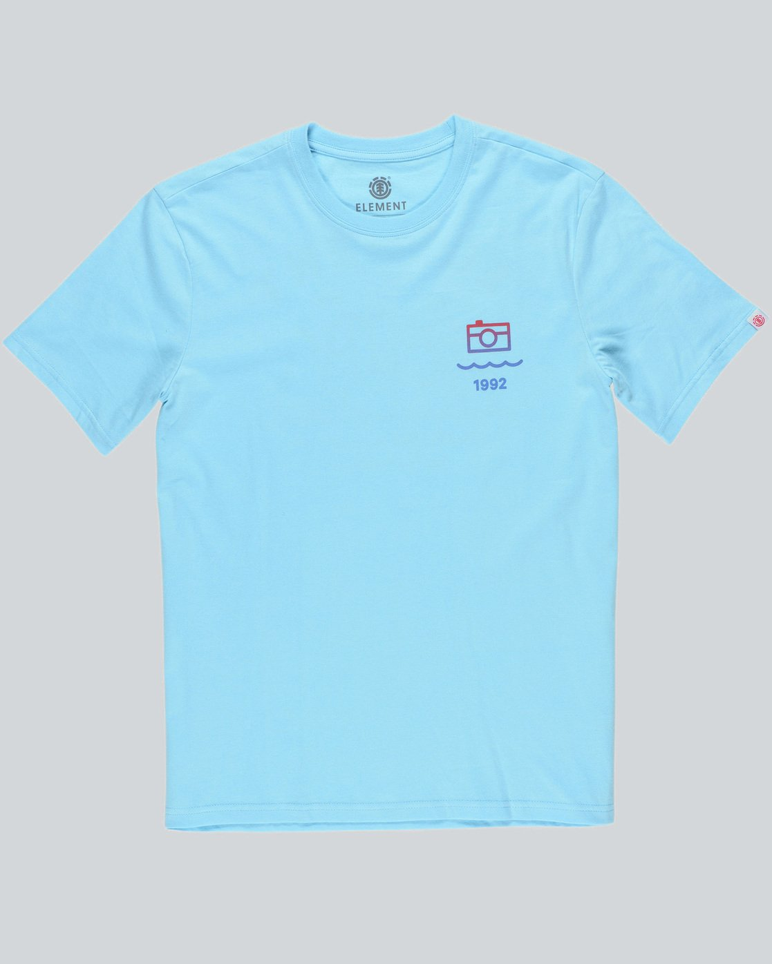3 Lens Ss - Tee Shirt for Men  H1SSD7ELP8 Element