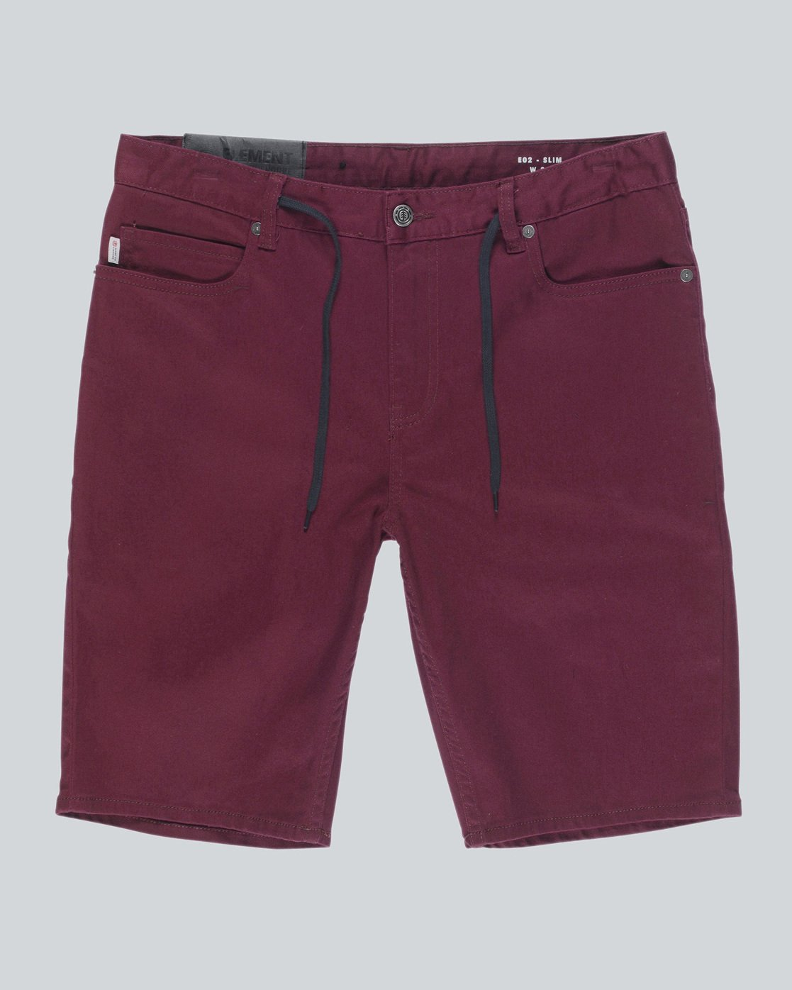 4 E02 Color Wk - shorts pour Homme Rouge H1WKA3ELP8 Element