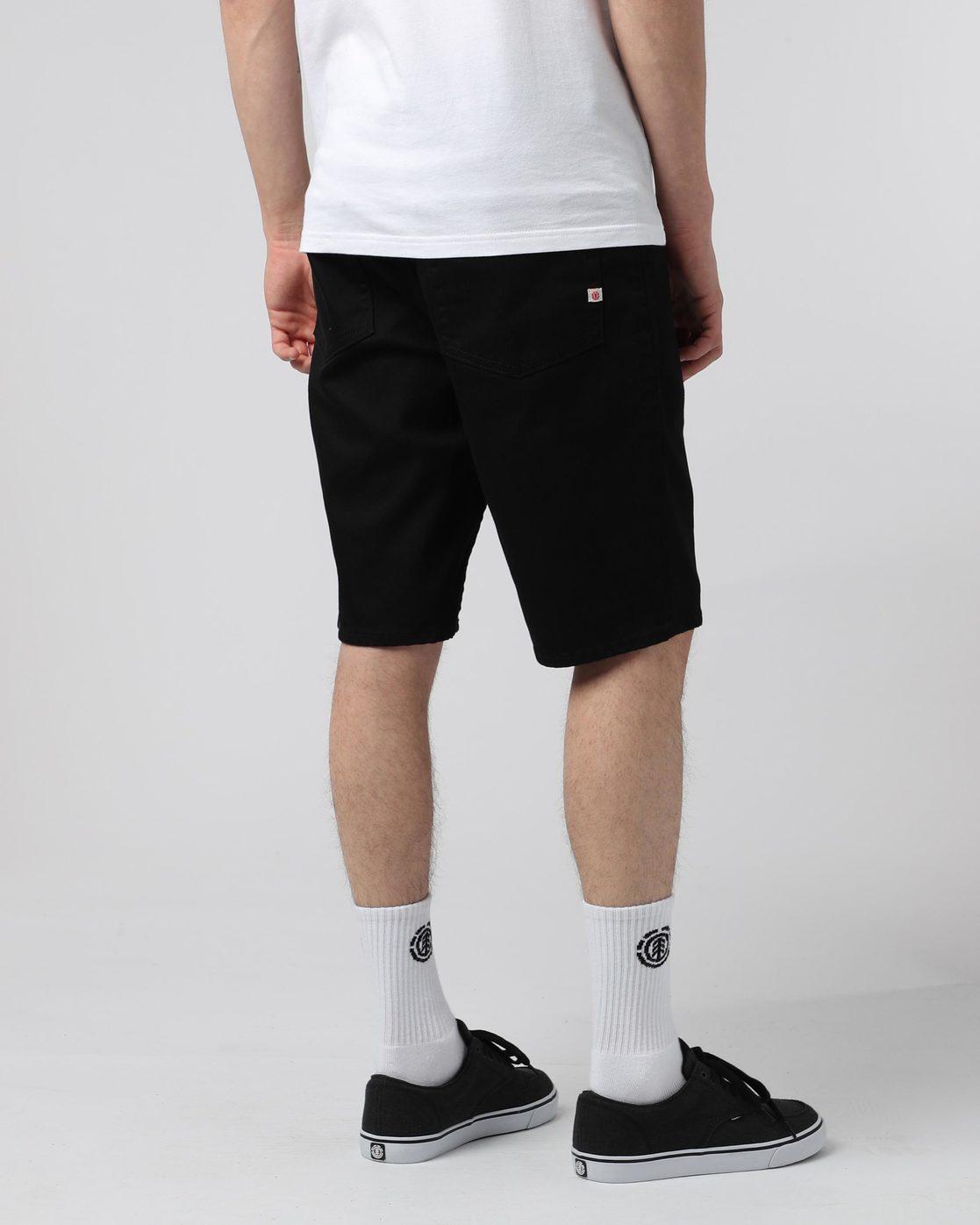 2 E02 Color Wk - shorts pour Homme Noir H1WKA3ELP8 Element