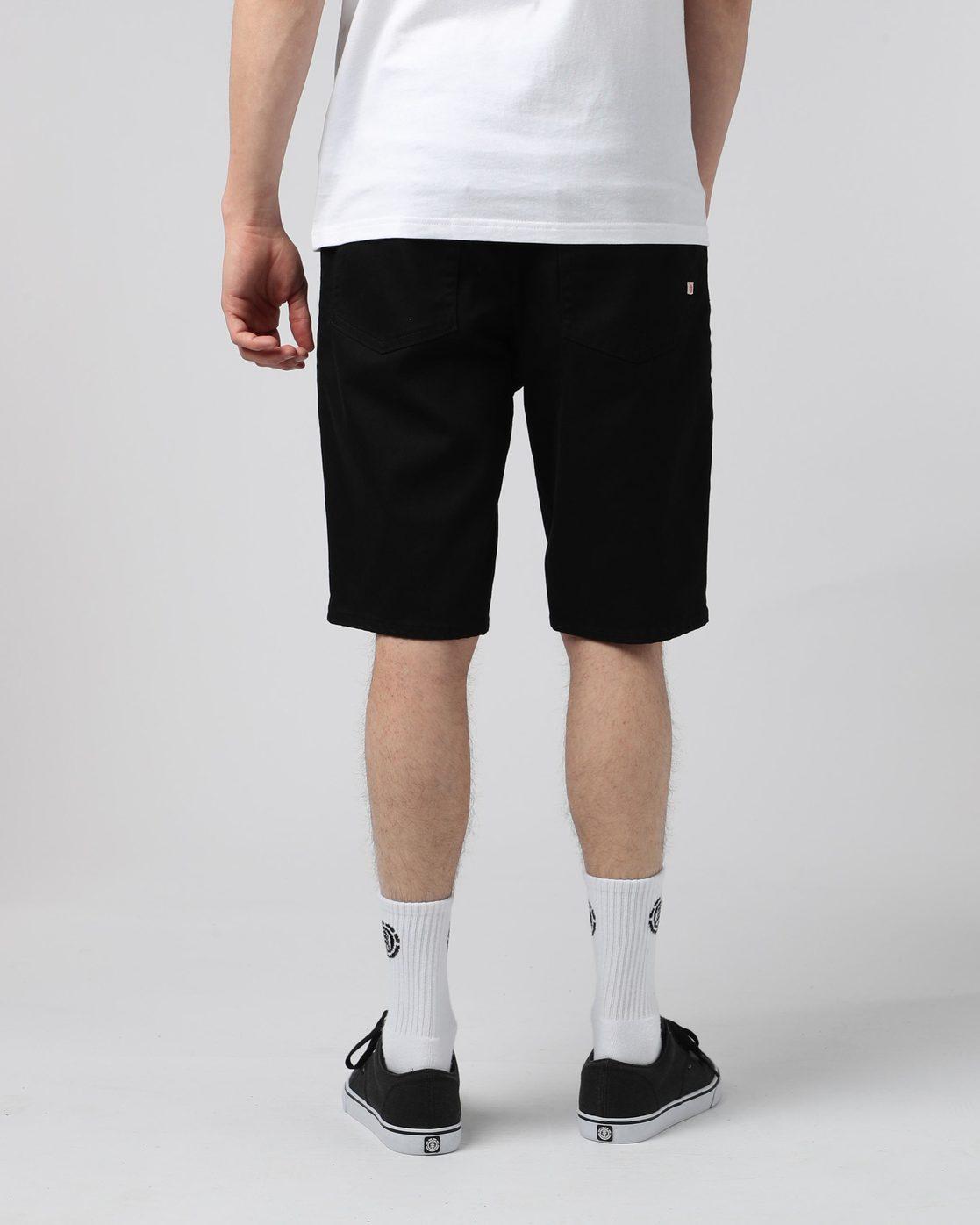 3 E02 Color Wk - shorts pour Homme Noir H1WKA3ELP8 Element