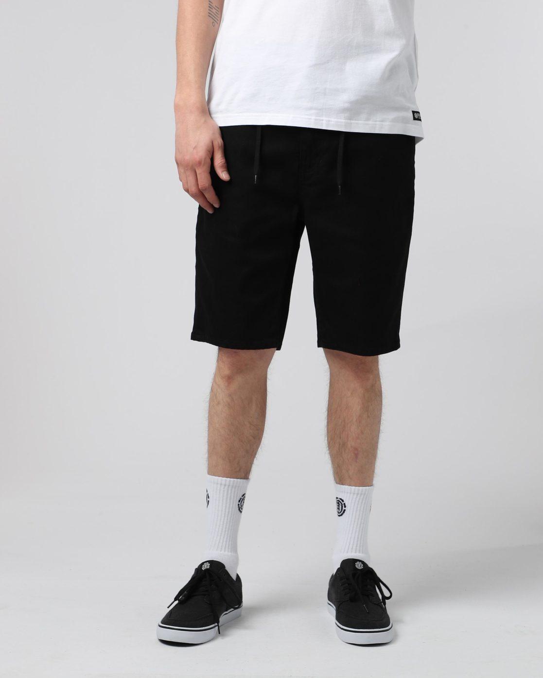 0 E02 Color Wk - shorts pour Homme Noir H1WKA3ELP8 Element