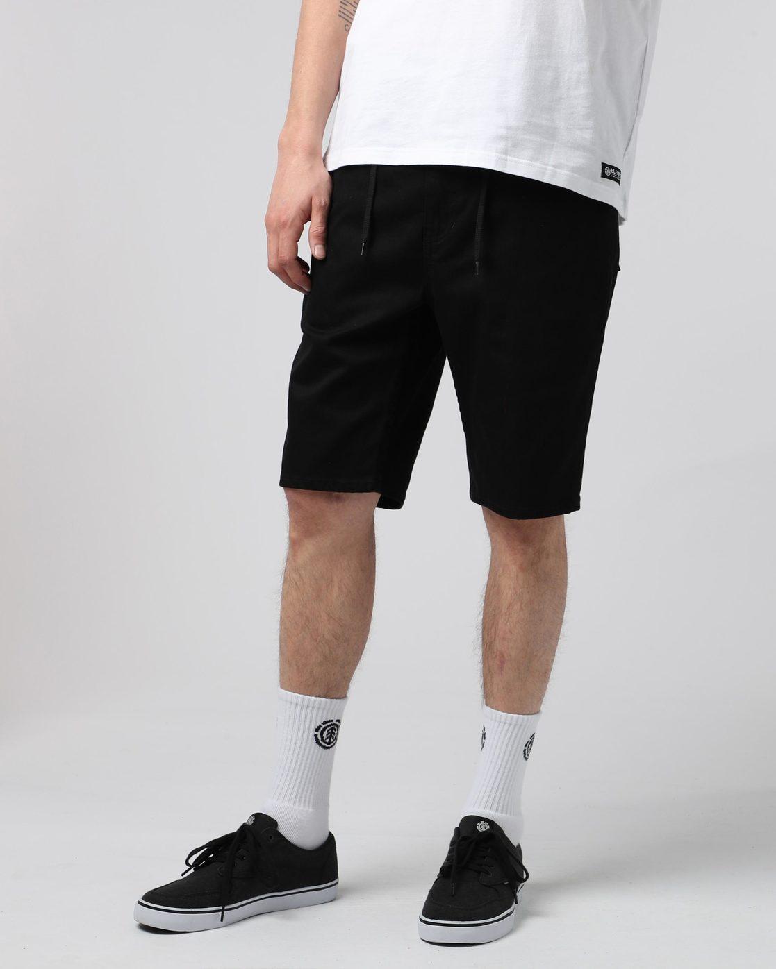 1 E02 Color Wk - shorts pour Homme Noir H1WKA3ELP8 Element