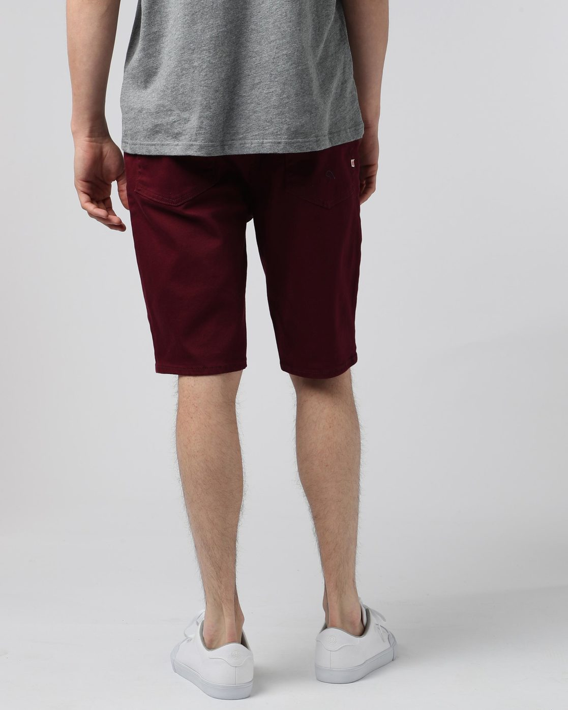 3 E02 Color Wk - shorts pour Homme Rouge H1WKA3ELP8 Element