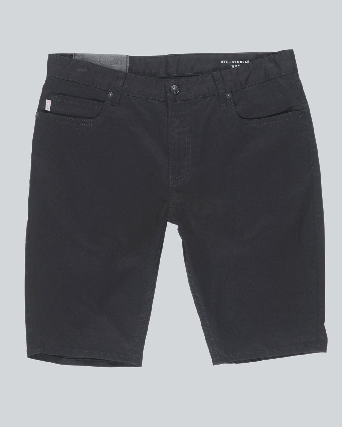 4 E03 Color Wk - Walkshort for Men Black H1WKA4ELP8 Element