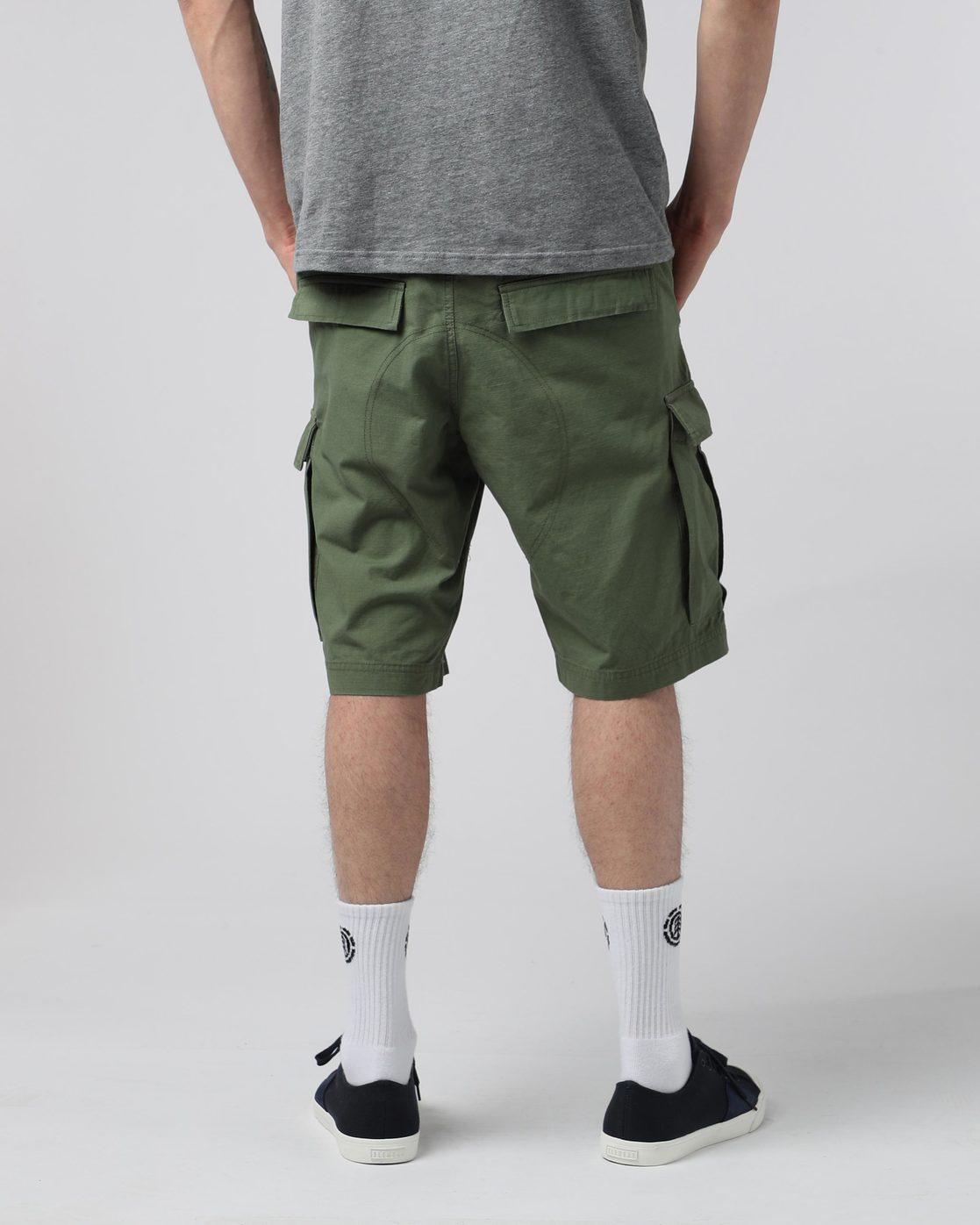 4 Legion Cargo Wk Ii - Bermuda-Shorts für Männer Braun H1WKA9ELP8 Element