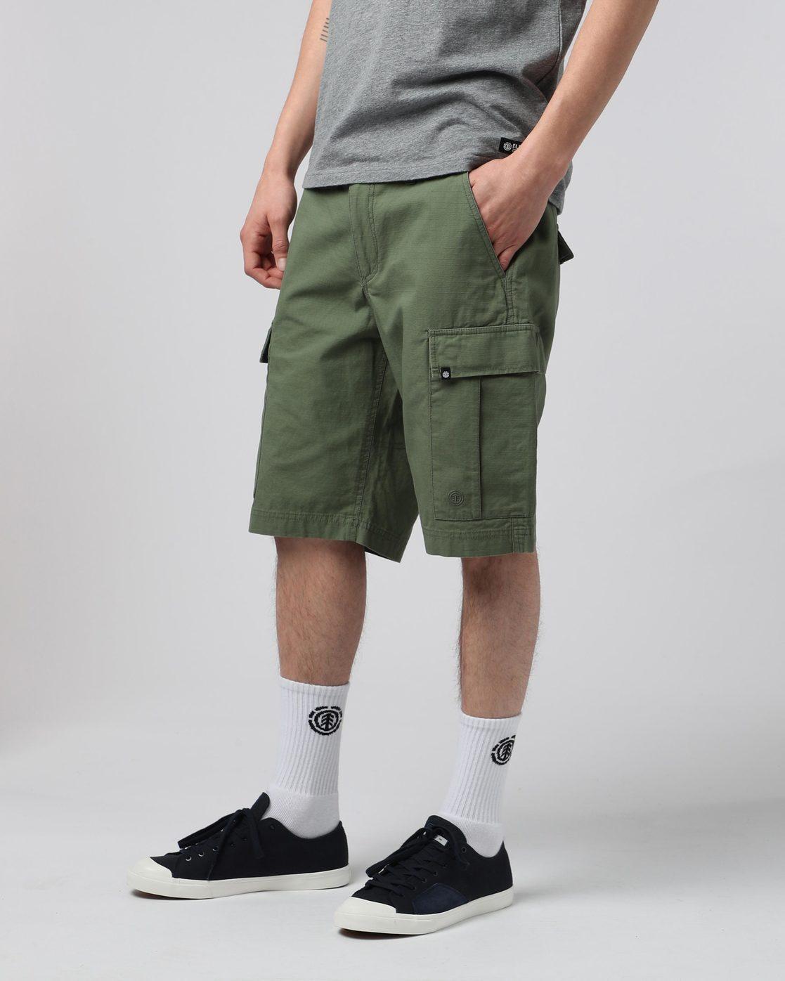 2 Legion Cargo Wk Ii - Bermuda-Shorts für Männer Braun H1WKA9ELP8 Element