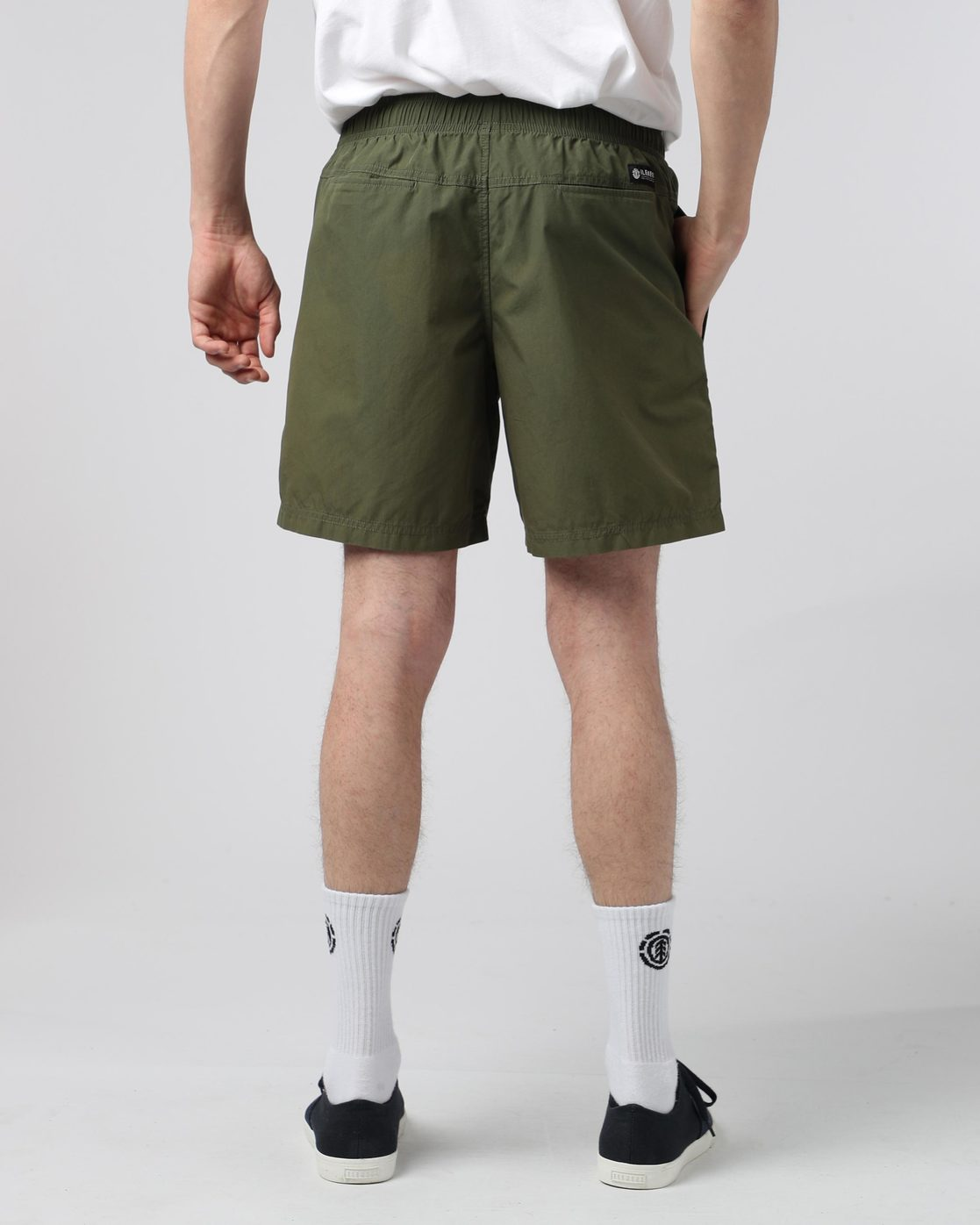 4 Ea Short - Walkshort for Men  H1WKD1ELP8 Element