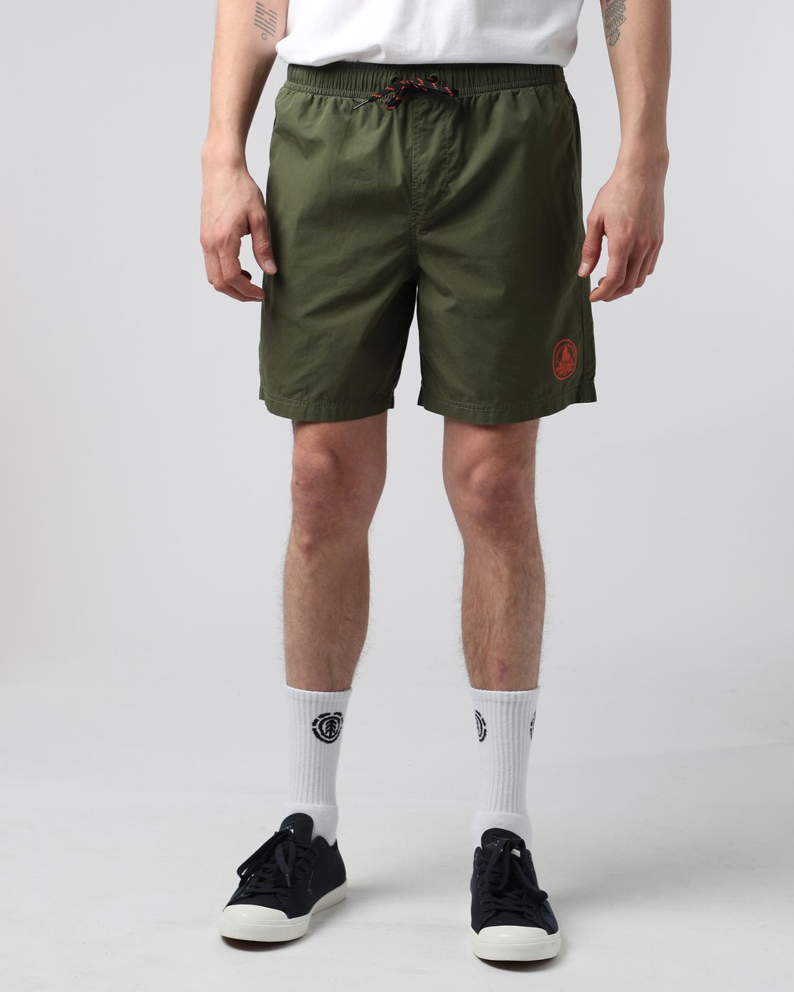 0 Ea Short - Walkshort for Men  H1WKD1ELP8 Element