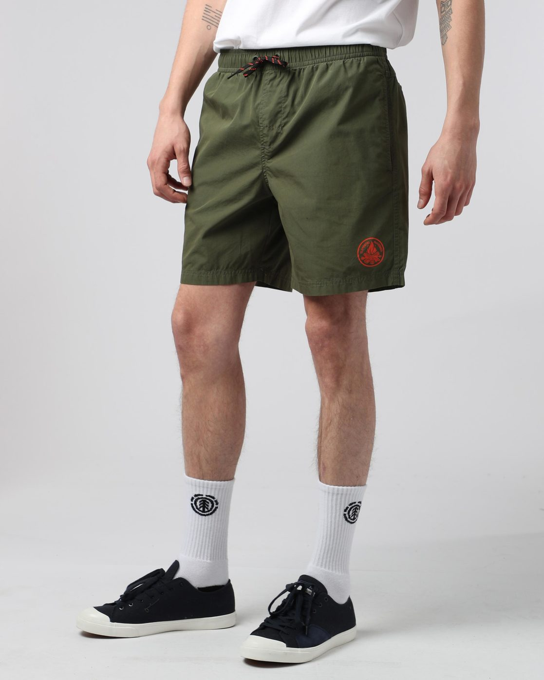 1 Ea Short - walkshort da Uomo  H1WKD1ELP8 Element
