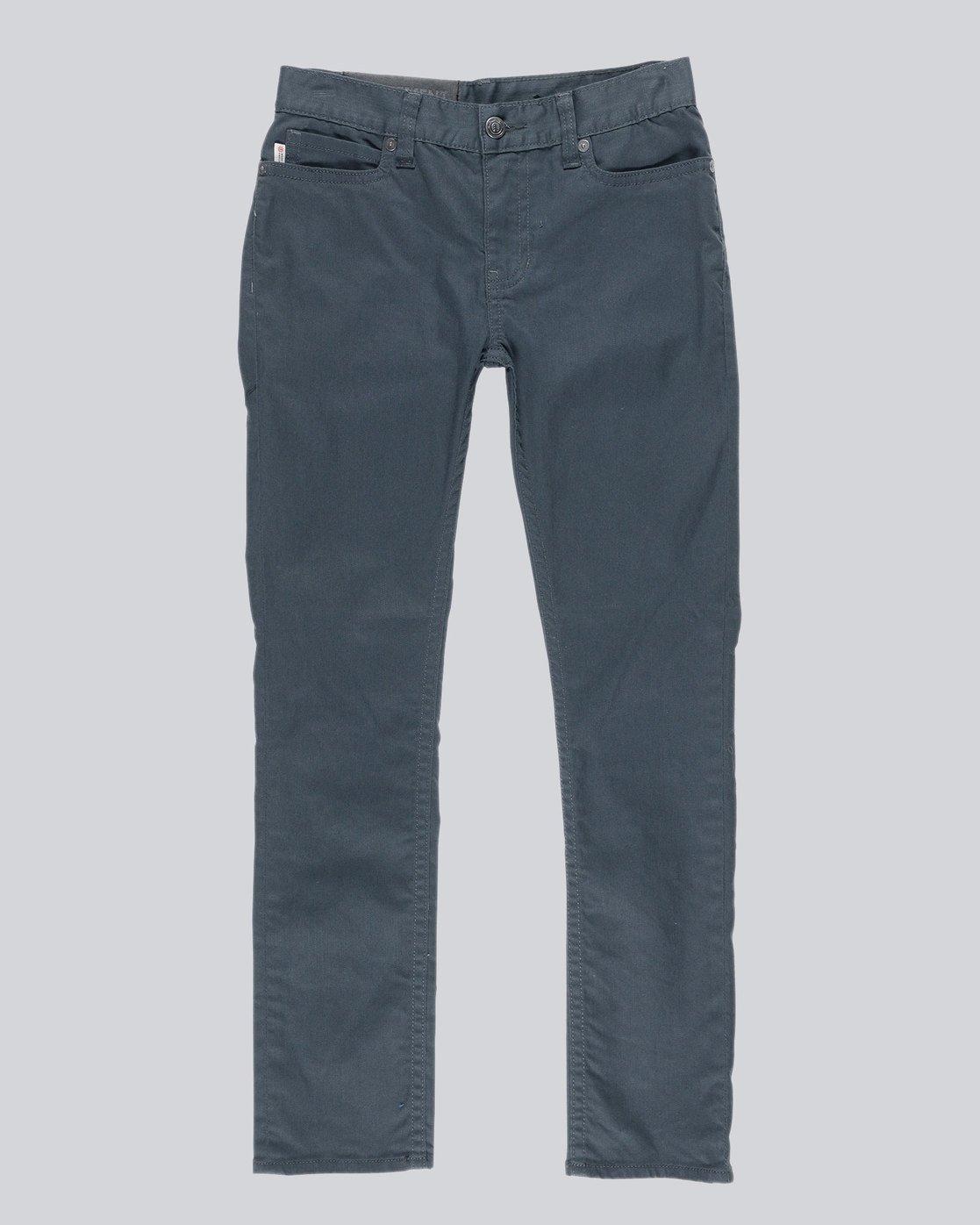 0 E01 Color Boy - Jeans for BOYS  H2PNA2ELP8 Element