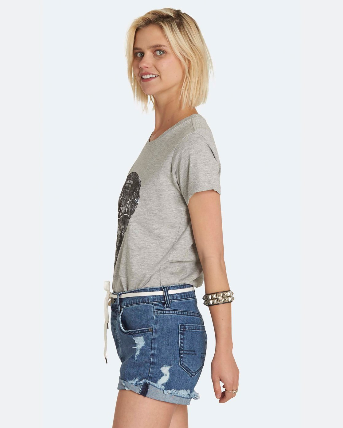 1 Pic Crew - Tee Shirt for Women  H3SSA5ELP8 Element