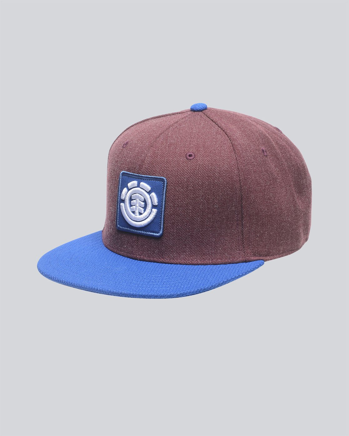 0 United Cap B - Head Wear for Men Rot H5CTA9ELP8 Element
