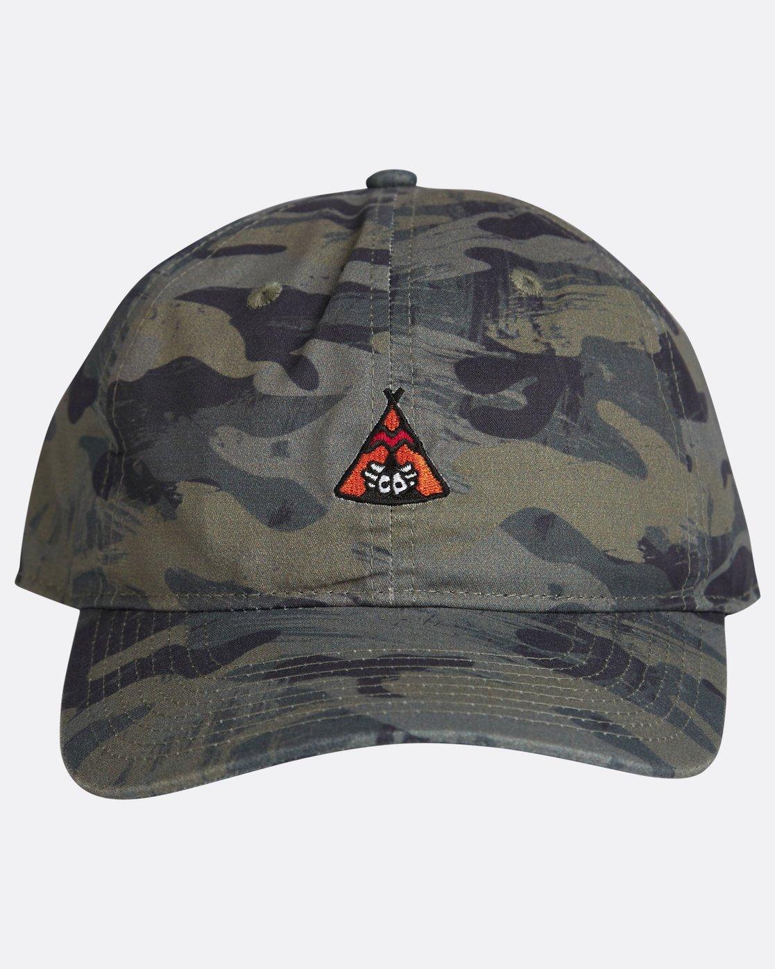 2 Pops - gorra para Mujer  H9CTA1ELP8 Element