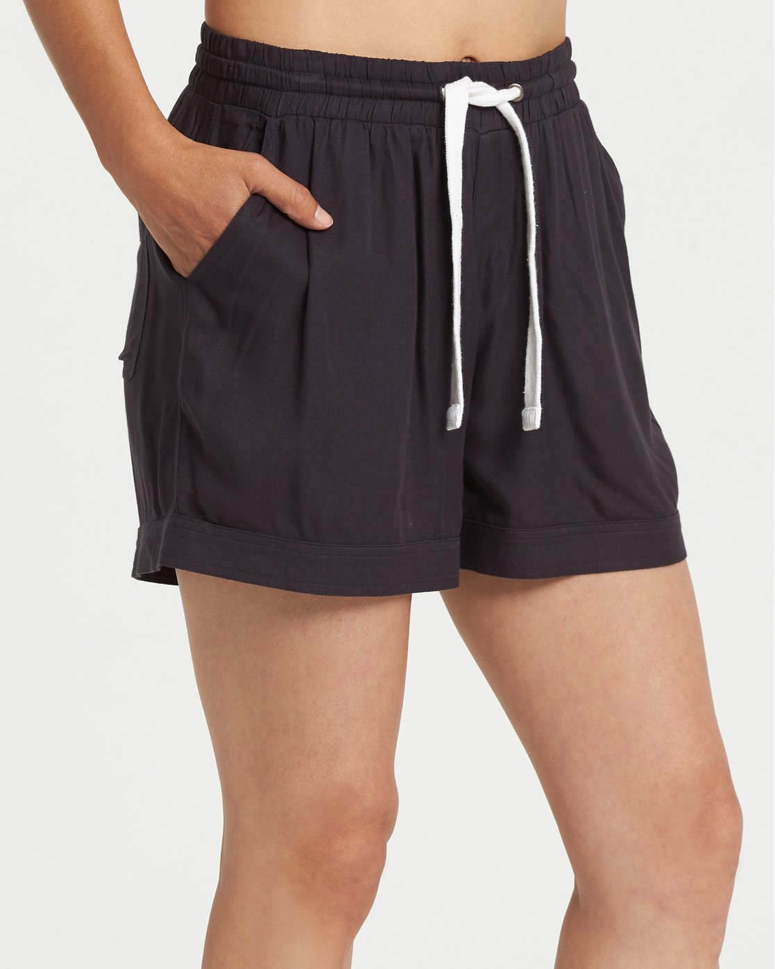1 Enough Shorts Black J2201EEN Element