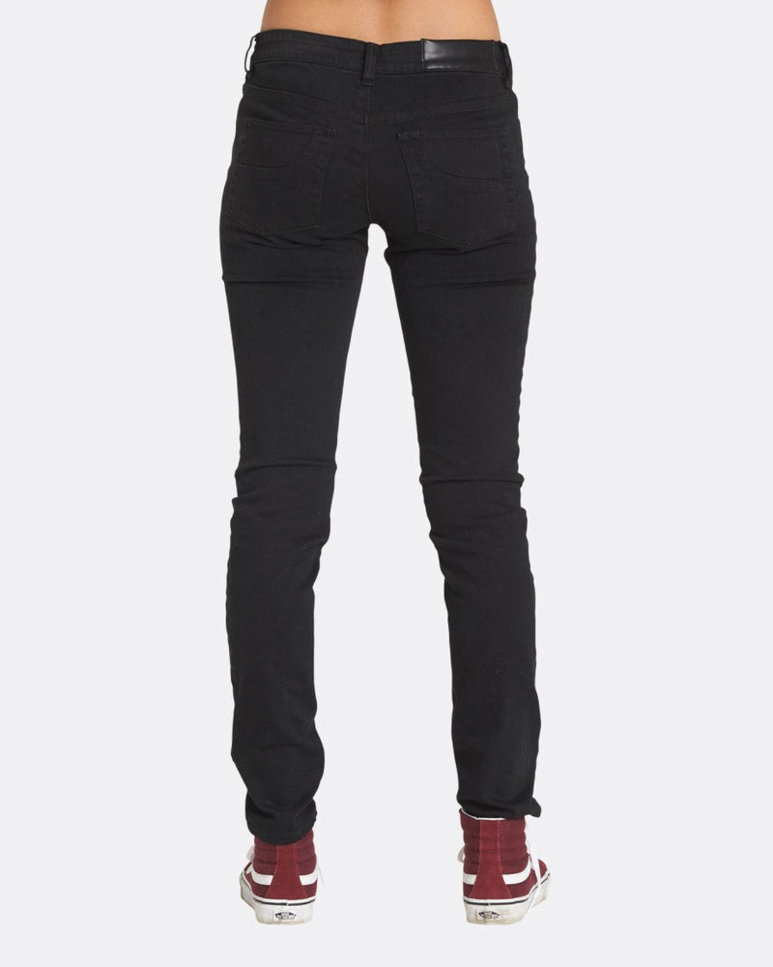 1 Sticker Jeans Black J304QEST Element