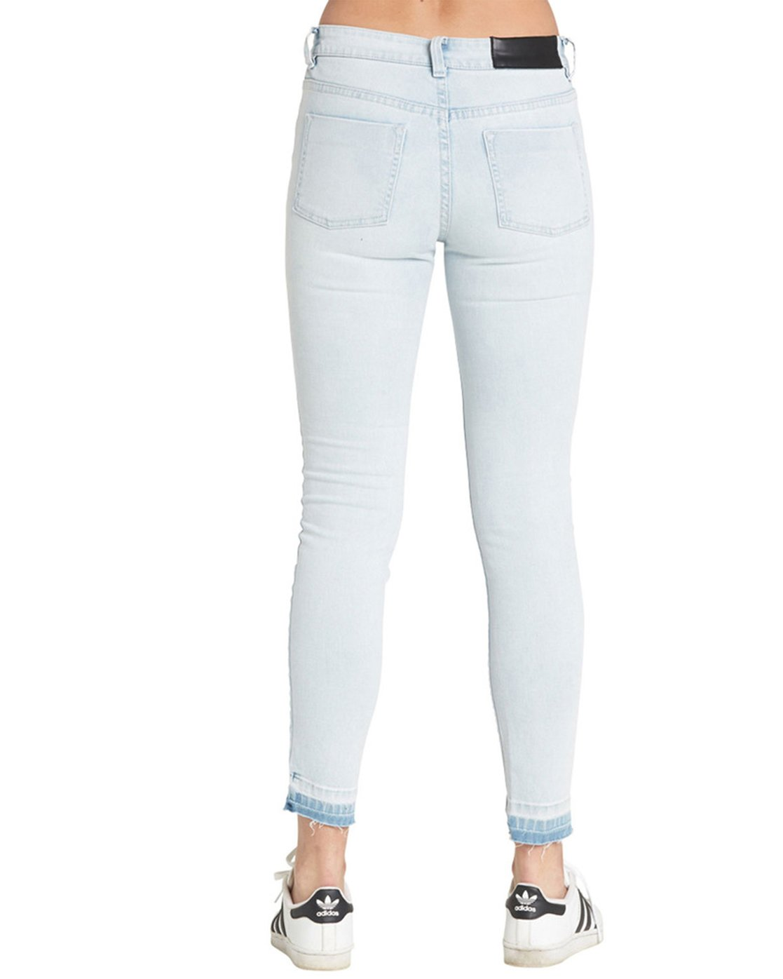 4 Saturday Skinny Fit Jeans  J305QESA Element
