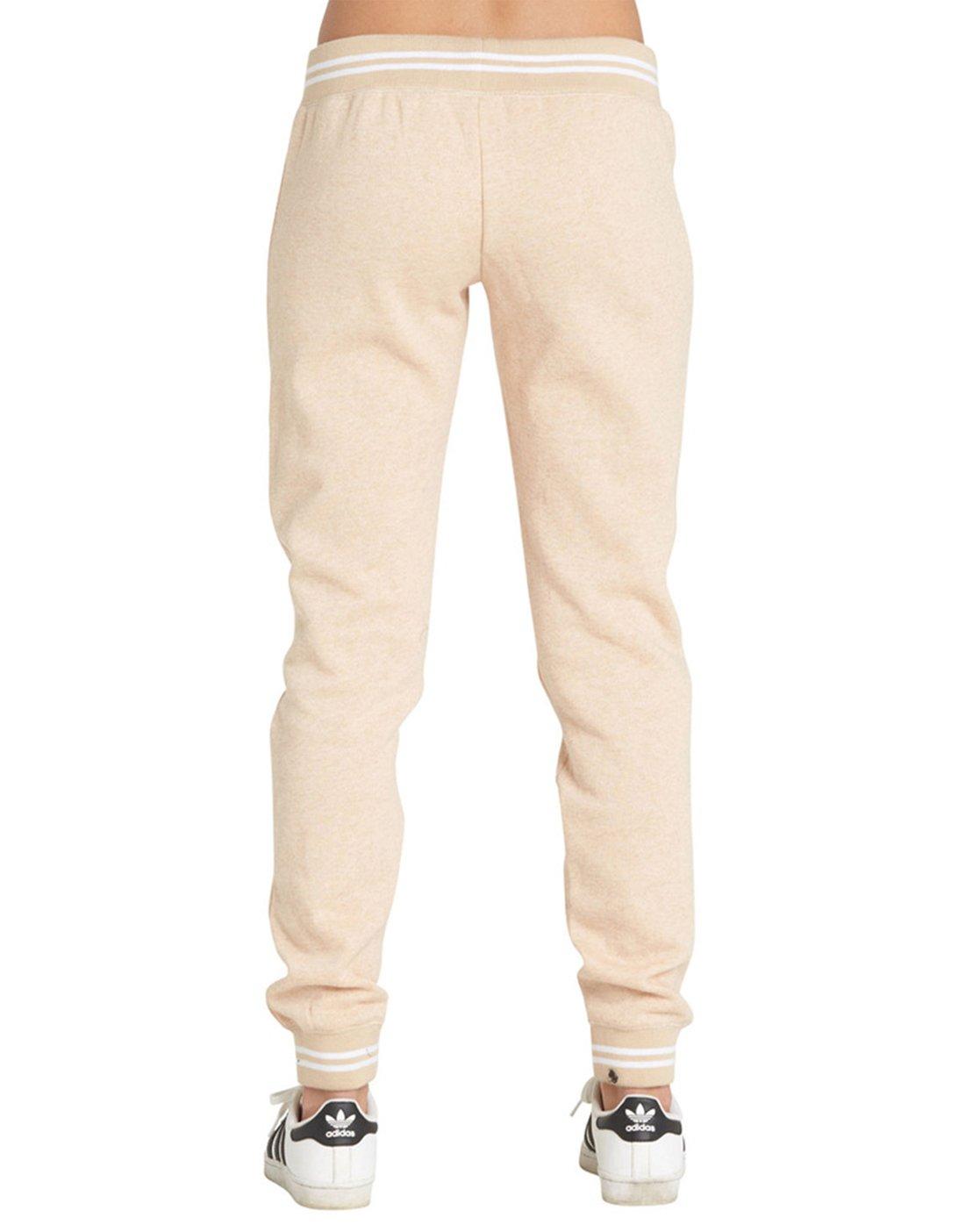 4 Groove Slim Fit Sweatpants Pink J311QEGR Element