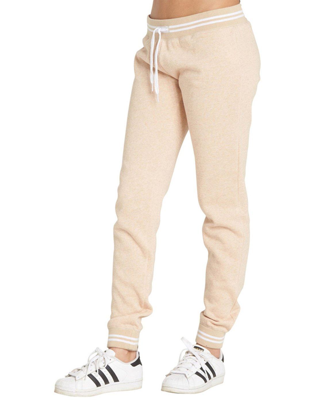 5 Groove Slim Fit Sweatpants Pink J311QEGR Element