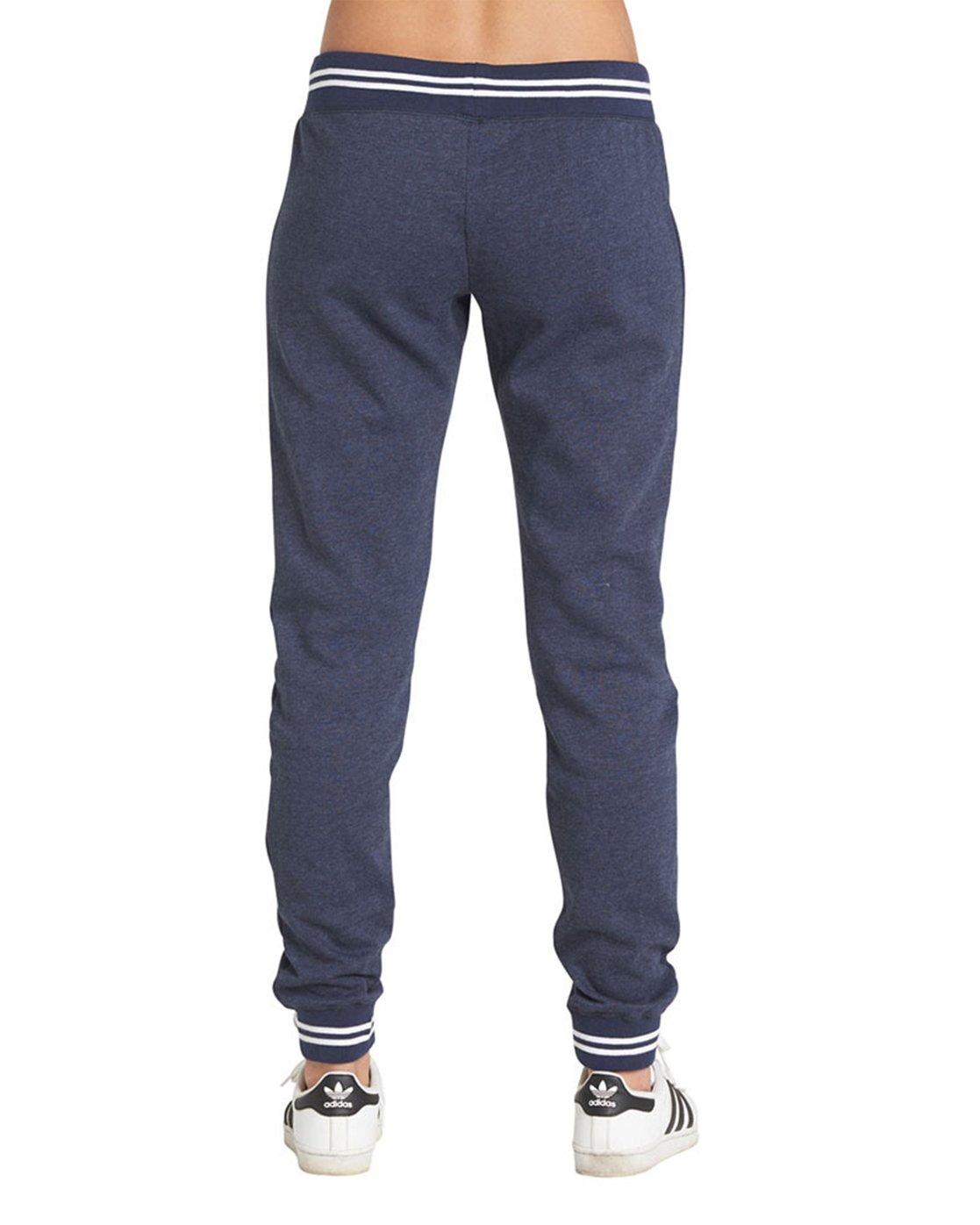 4 Groove Slim Fit Sweatpants Purple J311QEGR Element