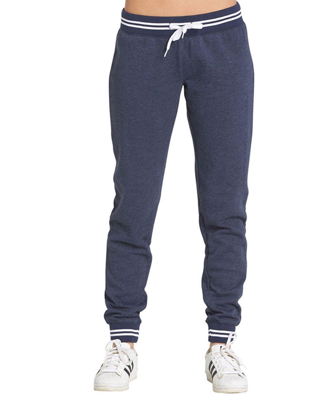 3 Groove Slim Fit Sweatpants Purple J311QEGR Element